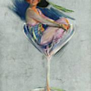 Pin Up, 1914 Art Print