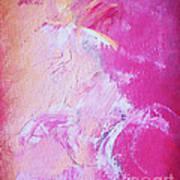 Pink Moving Art Print