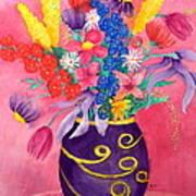 Pink Persuasion Art Print