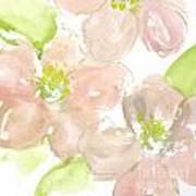 Pink Quince Art Print
