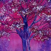 Pink Spring Awakening Art Print