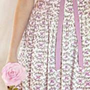 Pink Sweetness Art Print