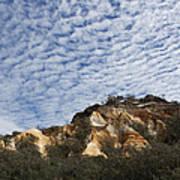 Pinnacles Of Fraser Island Art Print by Linda Lees