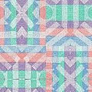 Pinwheel Dreams 0-7 Art Print