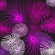 Pinwheel Fun Art Print