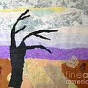 Pipal Tree Art Print