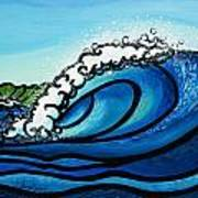 Pipeline Splash Art Print
