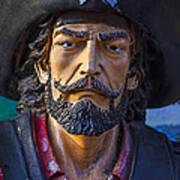 Pirate Captain Art Print