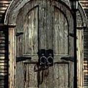 Pirates Door Art Print
