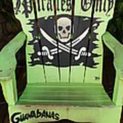 Pirates Only Art Print