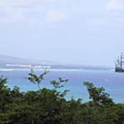 Pirates Ship Art Print