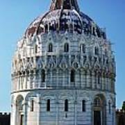 Pisa Basilica Art Print