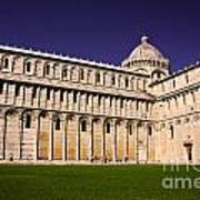 Pisa Cathedral Art Print