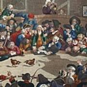 Pit Ticket, 5th November 1759 Art Print