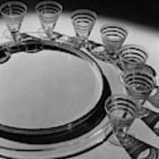 Pitt Petri Tableware Art Print