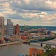 Pittsburgh Pa Art Print