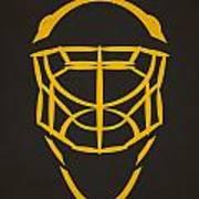 Pittsburgh Penguins Goalie Mask Art Print