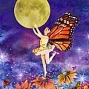 Pixie Ballerina Art Print