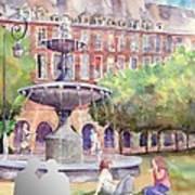 Place Des Vosges Art Print