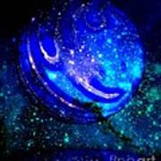 Planet Disector Reflected Art Print