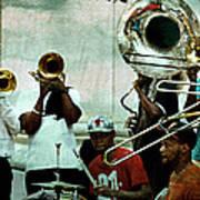 Play That Trumpet Art Print