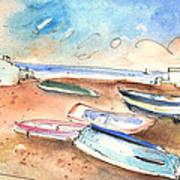 Playa Honda In Lanzarote 03 Art Print