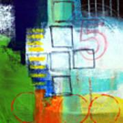 Playground Art Print by Linda Woods