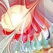 Playing With Colors Print by Anastasiya Malakhova