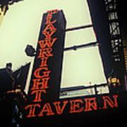 Playwright Tavern Art Print
