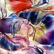Pleiades Above Art Print