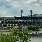 Pnc Park Pittsburgh Pirates Art Print by Angelo Rolt