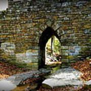 Poinsett Bridge Arch Art Print