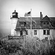 Point Betsie Lighthouse II Art Print