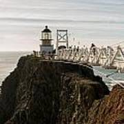 Point Bonita Lighthouse Art Print