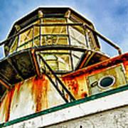 Point Bonita Lighthouse Print by Robert Rus