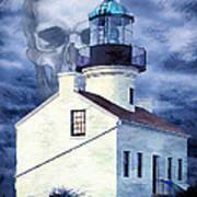 Point Loma Death Art Print