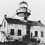 Point Loma Lighthouse Art Print