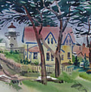 Point Montara Light Art Print