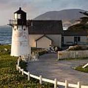 Point Montara Lighthouse  Art Print