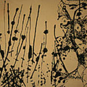 Pollock's Number 7 -- 1951 Art Print