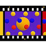 Polychrome Fun Art Print