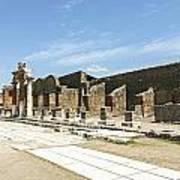 Pompeii 5 Art Print