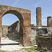 Pompeii 6 Art Print