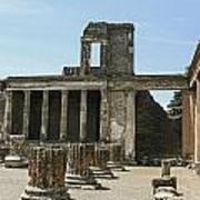 Pompeii 8 Art Print