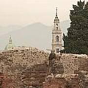 Pompeii And Beyond Art Print