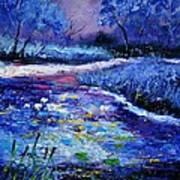 Pond 563111 Art Print