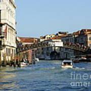 Ponte Dell Accademia Art Print