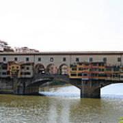 Ponte Vecchio I Art Print