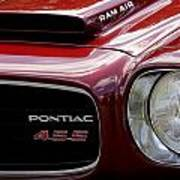 Pontiac 455 Art Print