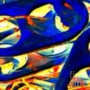 Pop Art B13 Art Print